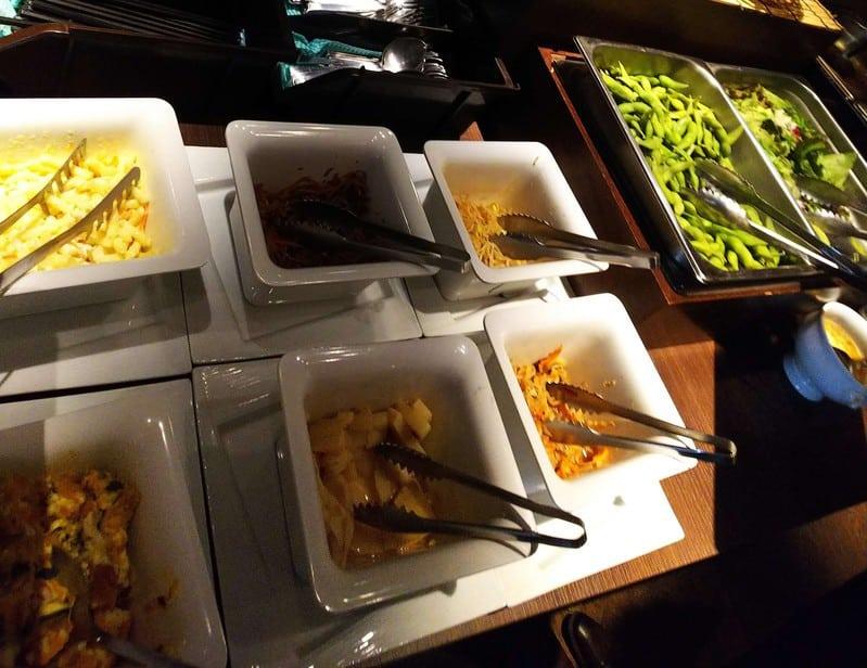 相席屋お初天神店の食べ物の写真その1