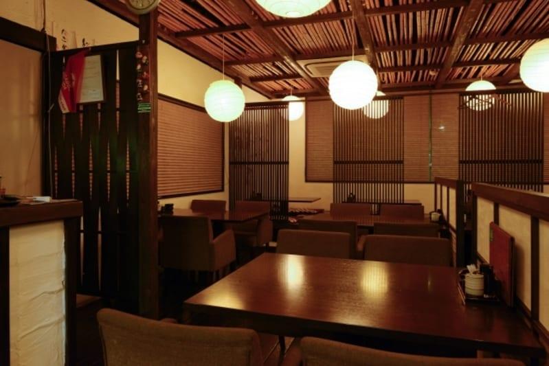 相席屋の2次会にぴったりな雰囲気のいい居酒屋の写真