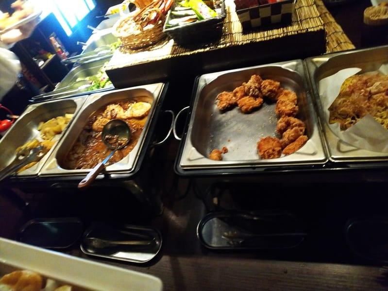 相席屋お初天神店の食べ物の写真その2