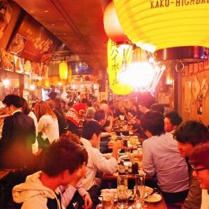 肉横丁渋谷はナンパと出会いの聖地
