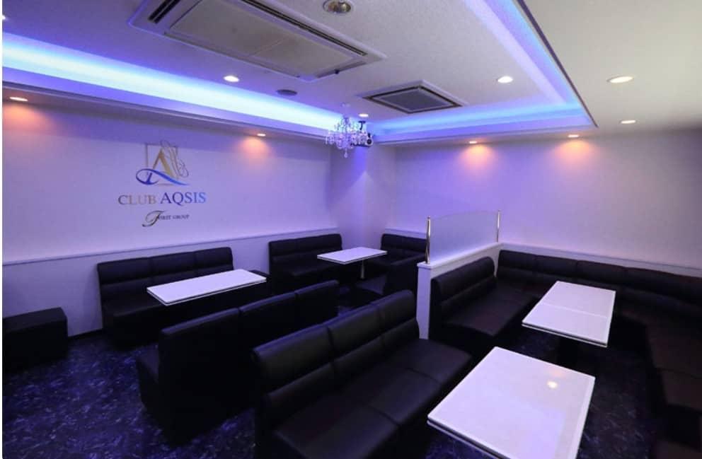 松山のキャバクラ2:CLUB AQSIS(クラブアクシス)